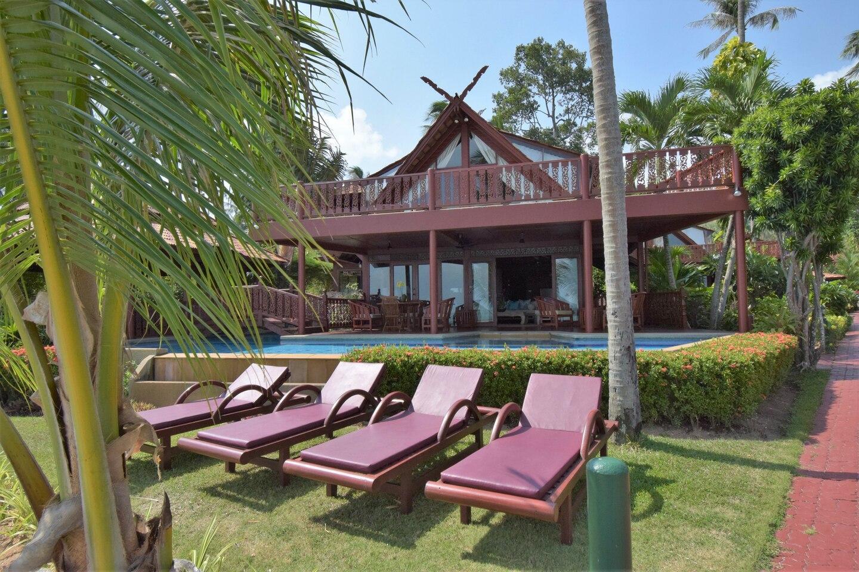 Coconut Paradise Pool Villa P3 Bang Por Beach
