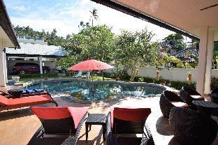 [バンポル]ヴィラ(237m2)| 4ベッドルーム/4バスルーム Banyan Pool Villa 4 - Bang Por Beach
