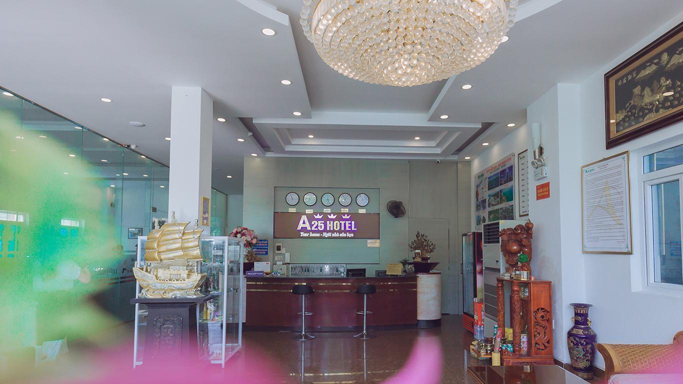 A25 Hotel   137 Nguyen Du   Da Nang
