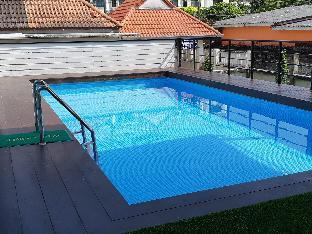 [ラヨーンビーチ]一軒家(200m2)| 3ベッドルーム/2バスルーム Mae Rampung beach house N7 (shared pool )