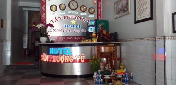 TAN PHUONG VU HOTEL Ho Chi Minh City