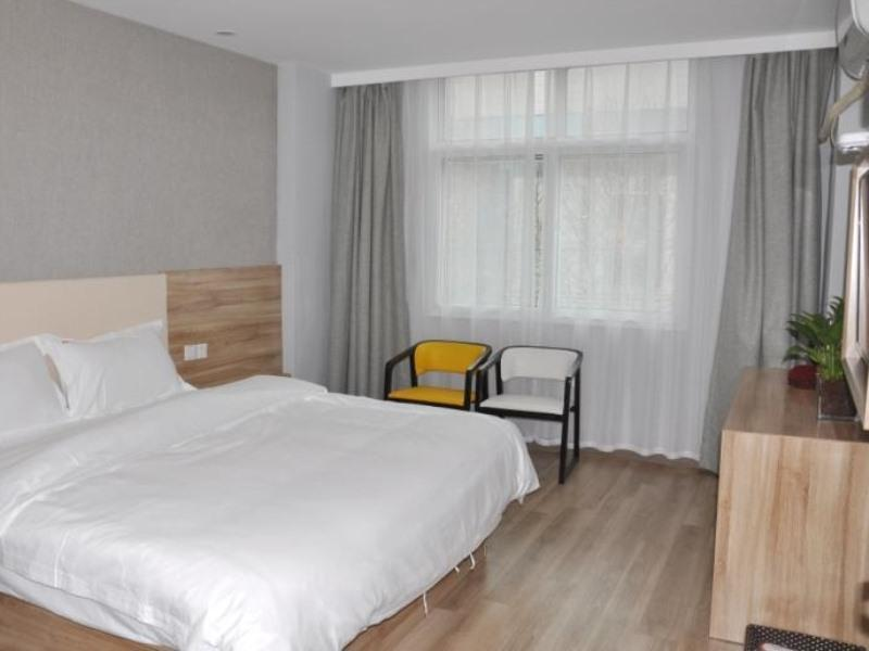Shell Suzhou Yongqiao District Dongchang Road National Purchase Square Hotel