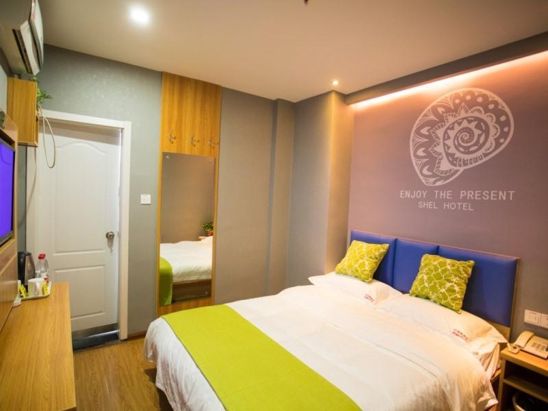 Shell Suzhou Gusu District Chengbei Xi Road Hotel