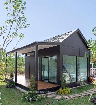 Ban Sabai Chai Khao สตูดิโอ บ้านเดี่ยว 1 ห้องน้ำส่วนตัว ขนาด 54 ตร.ม. – ราชบุรี ซิตี้ เซ็นเตอร์