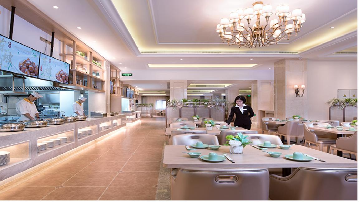 Vienna International Hotel Shanghai Jinshajiang Road Changfeng Park