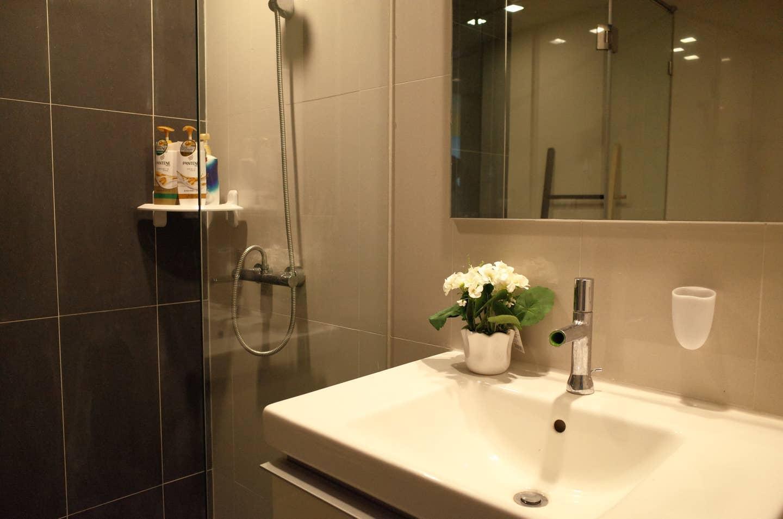 2BR@Asok&Sukhumvit#Near Terminal 21&Nana#Max4(4F) อพาร์ตเมนต์ 2 ห้องนอน 2 ห้องน้ำส่วนตัว ขนาด 69 ตร.ม. – สุขุมวิท