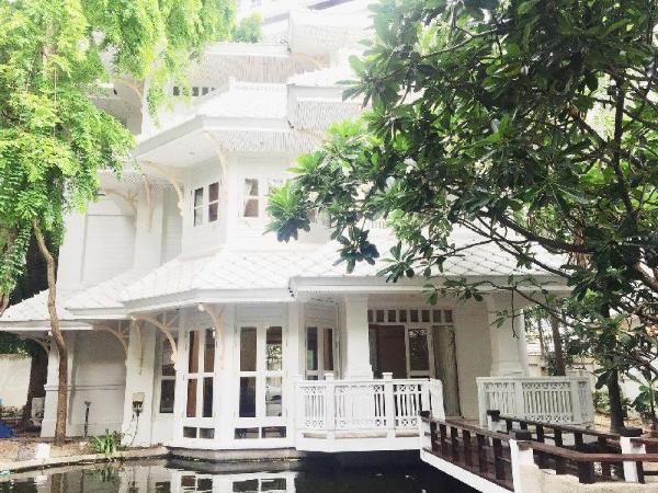 08 ChaoPhraya River Villa,3mins Boat station Bangkok