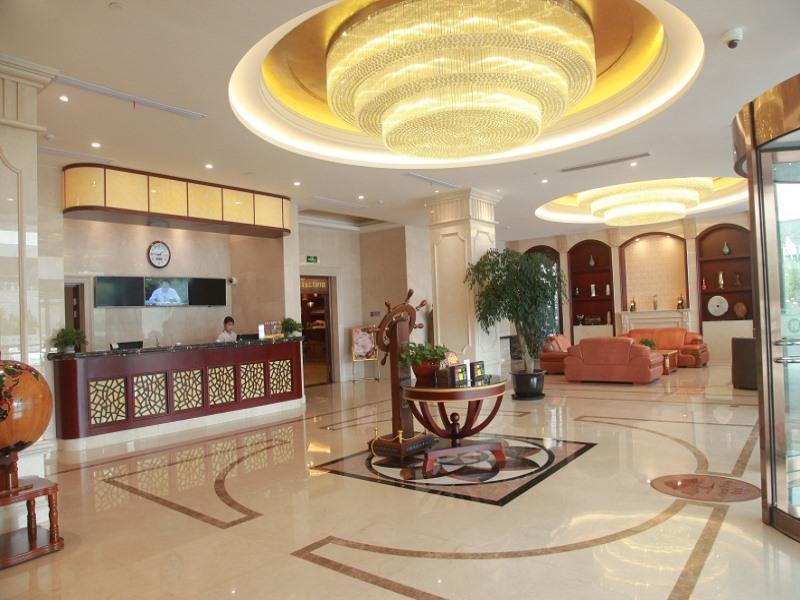 GreenTree Inn Shanghai MinHang District PuJiang Town JiangYue Road Metro Station