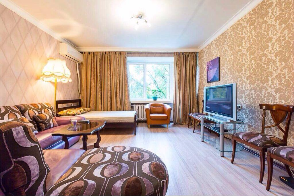 Comfort 2 Bedroom Flat At Pushkin Sq.