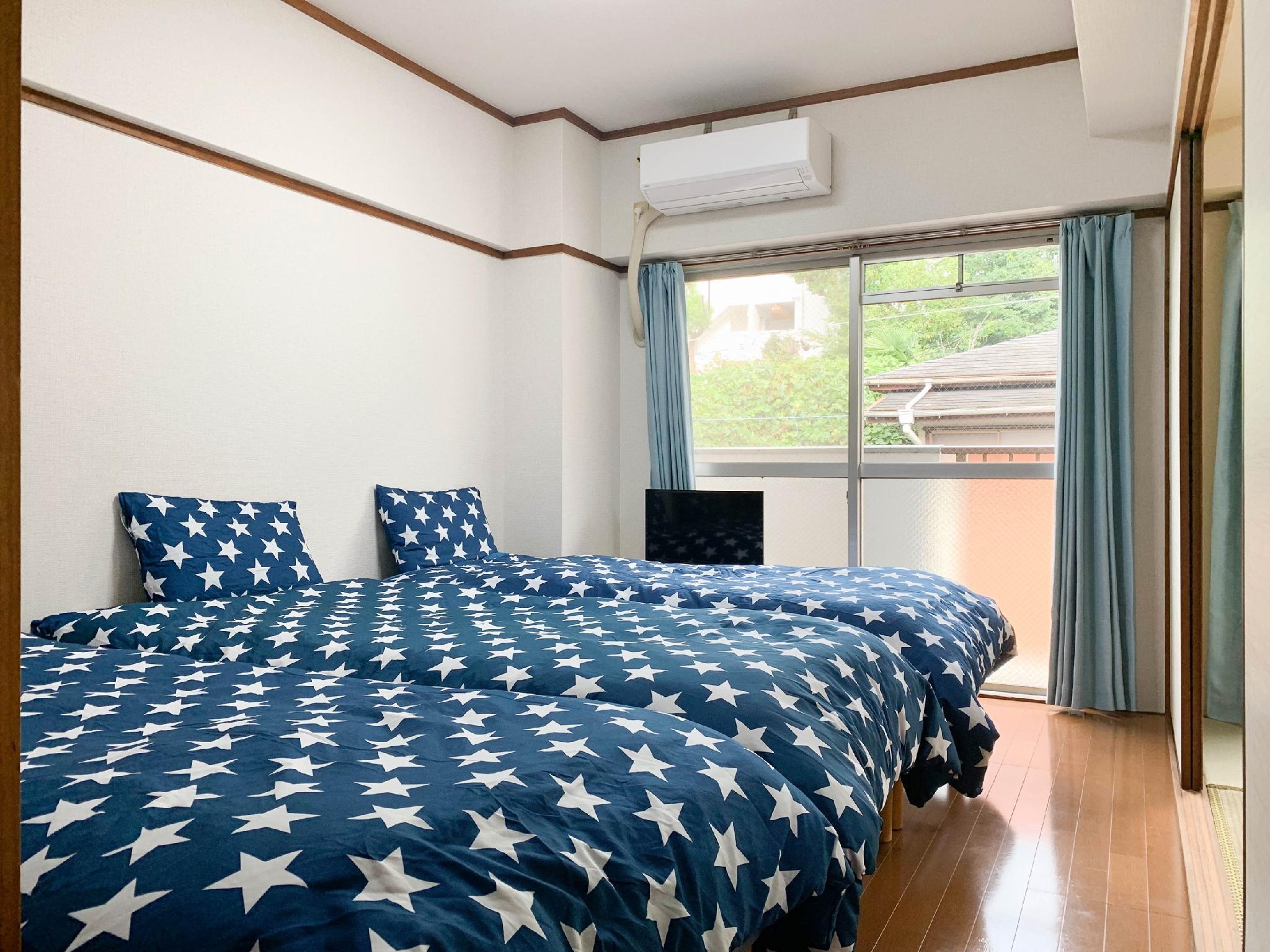 Max 6ppl   2 Bed Rooms   Noma Apartment 307