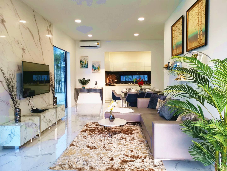 [Pattaya CBD Holiday Villa] Postmodern palmc15 วิลลา 3 ห้องนอน 3 ห้องน้ำส่วนตัว ขนาด 300 ตร.ม. – เขาพระตำหนัก