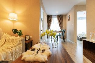 Modern style condo in Rama4 บ้านเดี่ยว 2 ห้องนอน 2 ห้องน้ำส่วนตัว ขนาด 60 ตร.ม. – สุขุมวิท