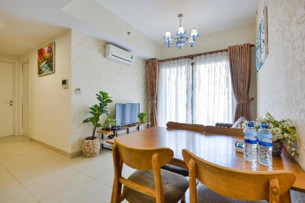 High Class Masteri Thao Dien, 2 BR, Full Amenities Ho Chi Minh City