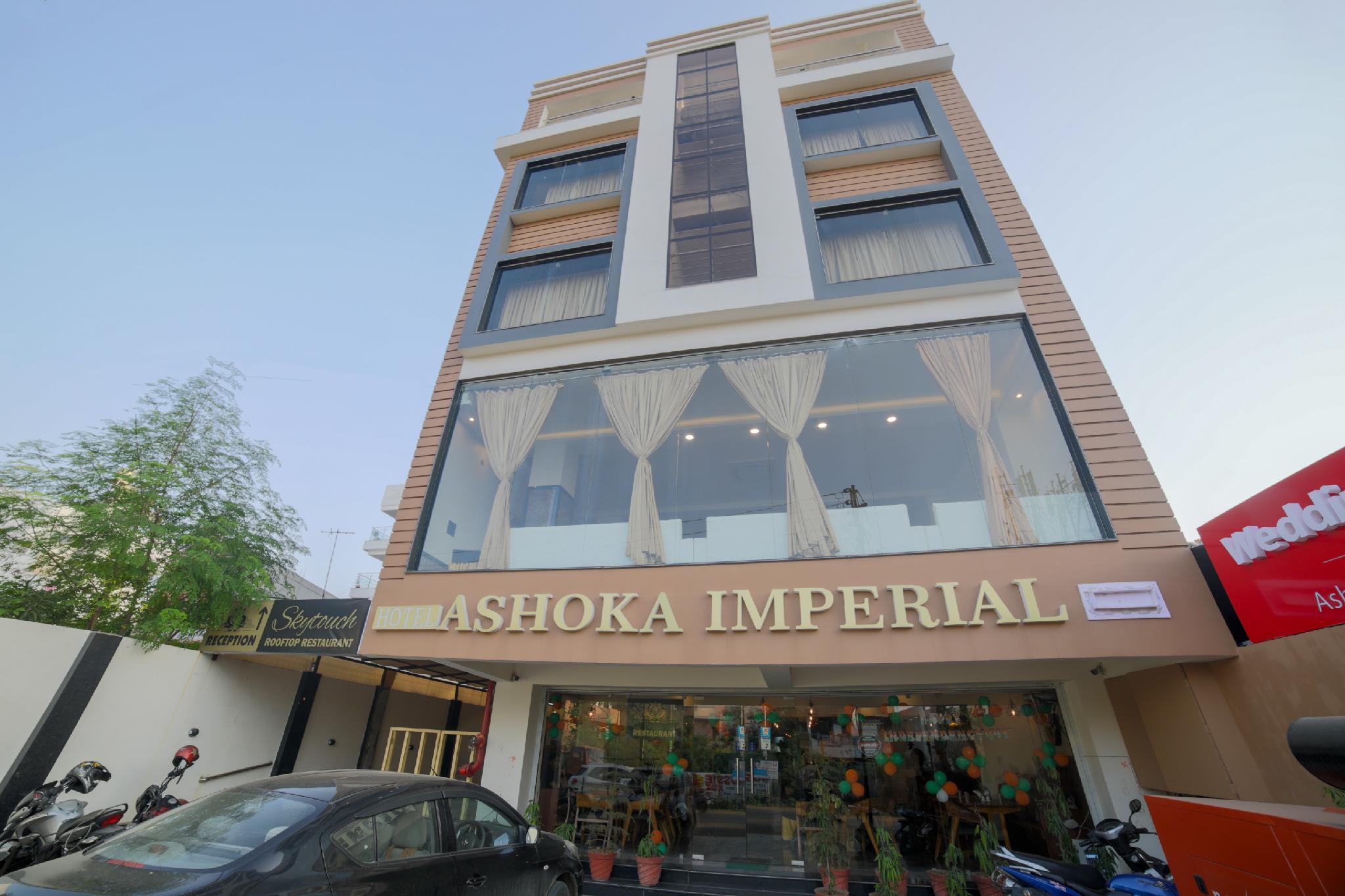Capital O 48942 Hotel Ashoka Imperial