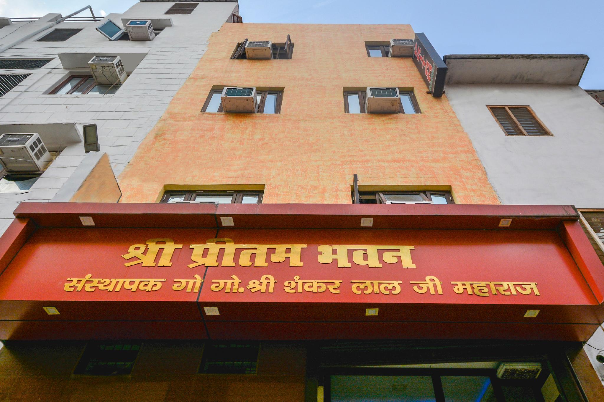SPOT ON 49640 Shri Pritam Bhawan