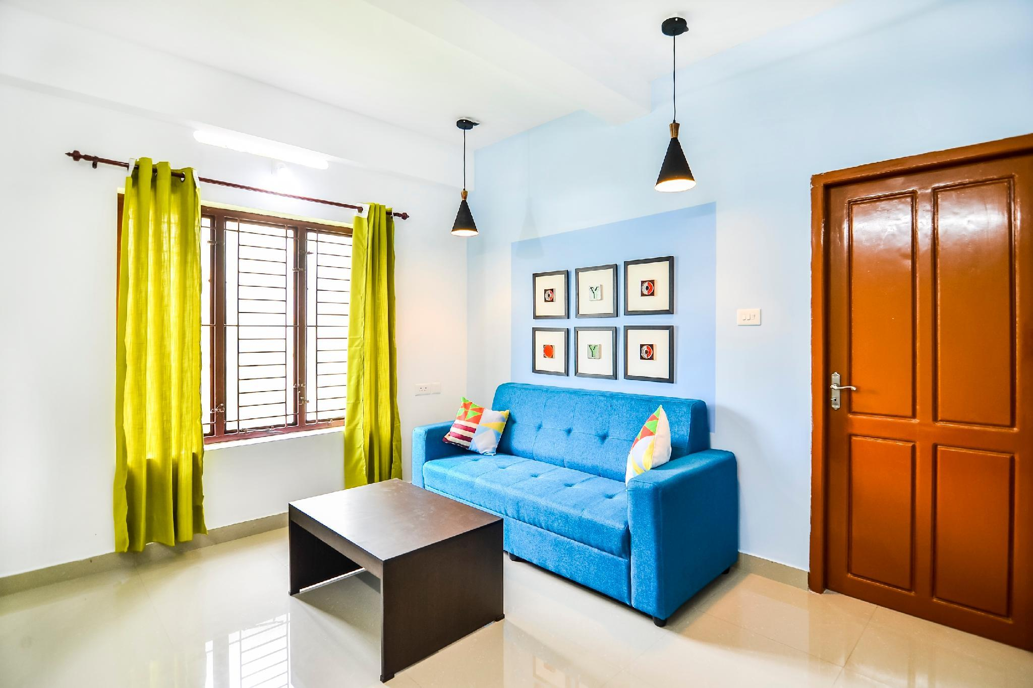 OYO 45256 Well Equipped Retreat In Trivandrum