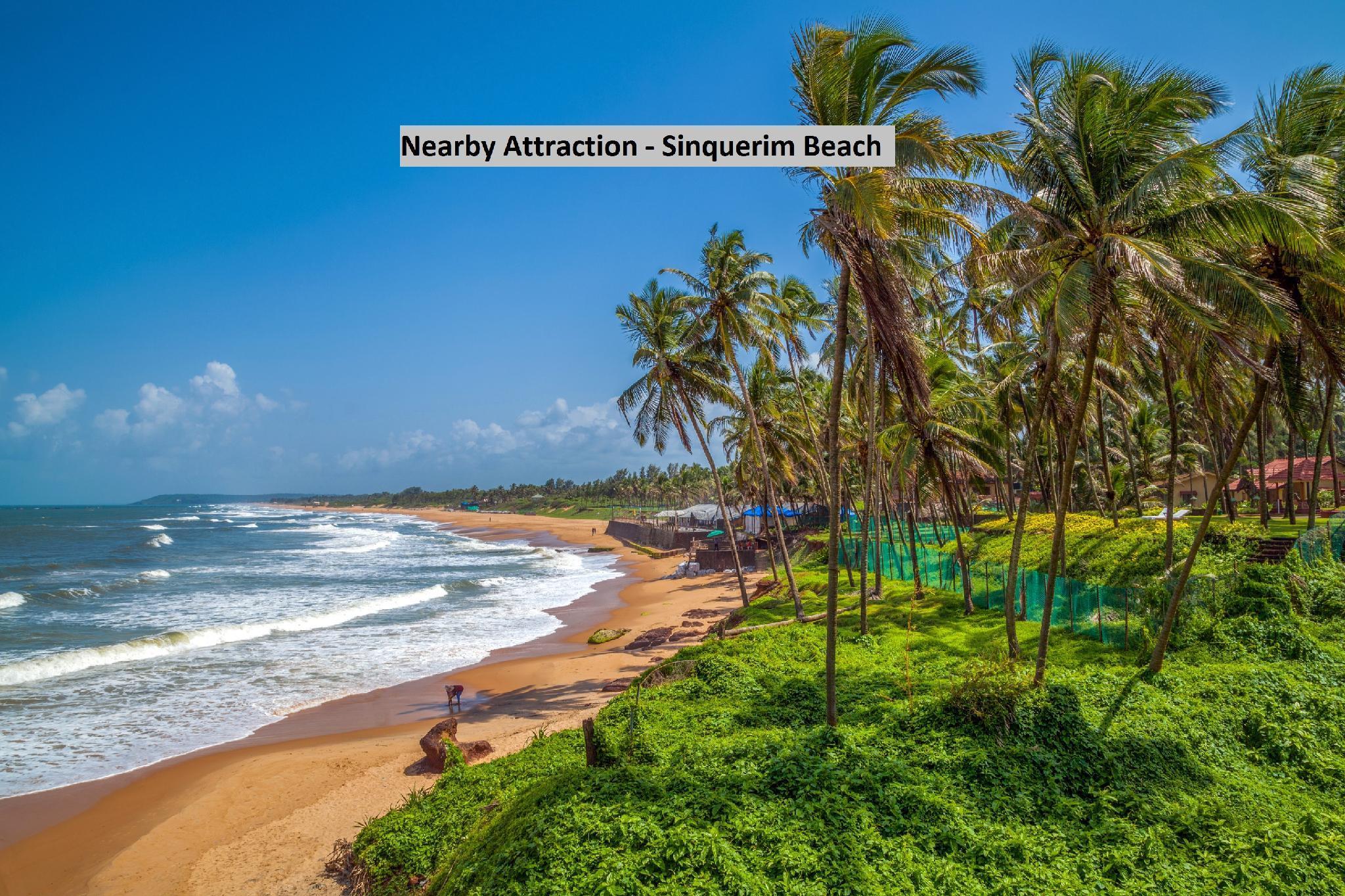 OYO 19579 Alluring Stay In Goa