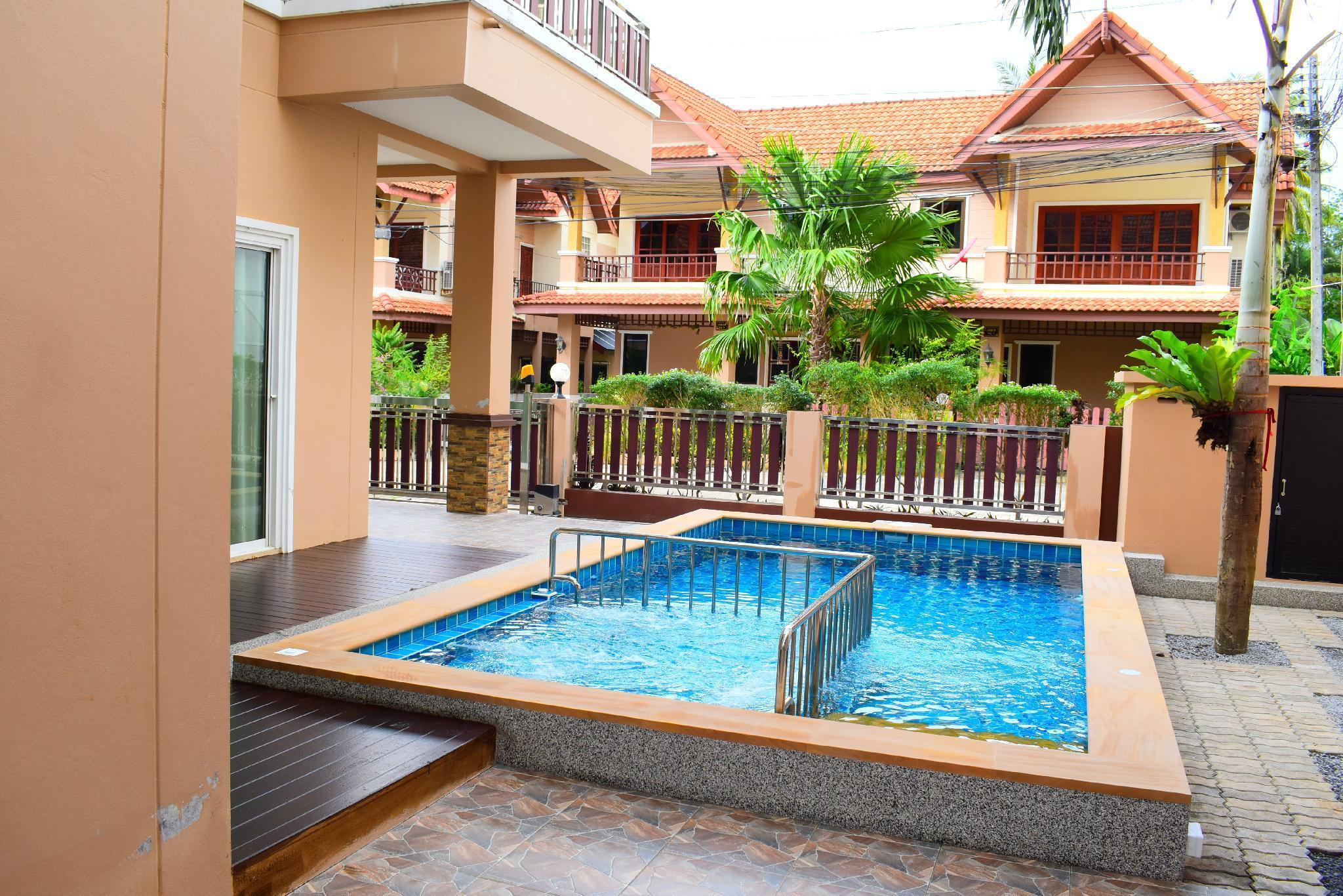Poonsiri Private Pool Villa Aonang พูนสิริ ไพรเวท พูล วิลลา อ่างนาง