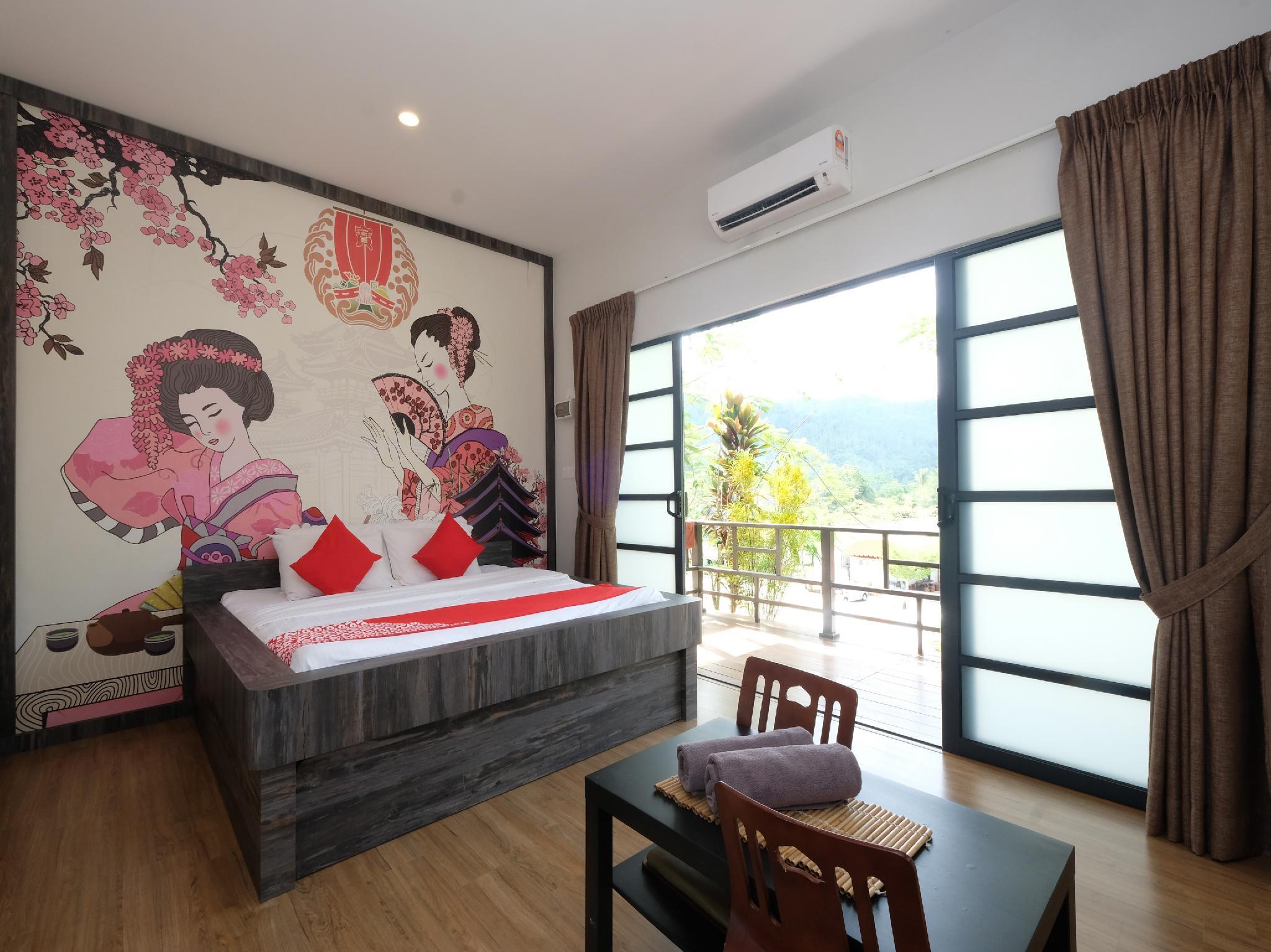 OYO 89370 TBox Premium Resort