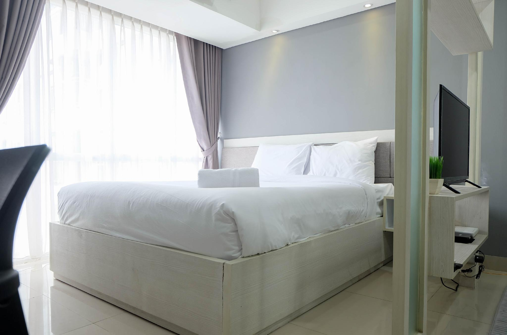 Furnished Studio Apartment H Residence By Travelio