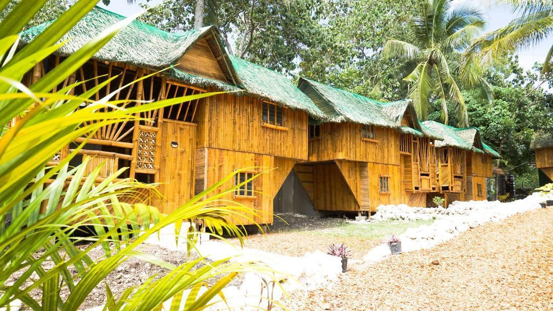 Bamboo House 3   2 Rooms Private Bathroom @Nirvana