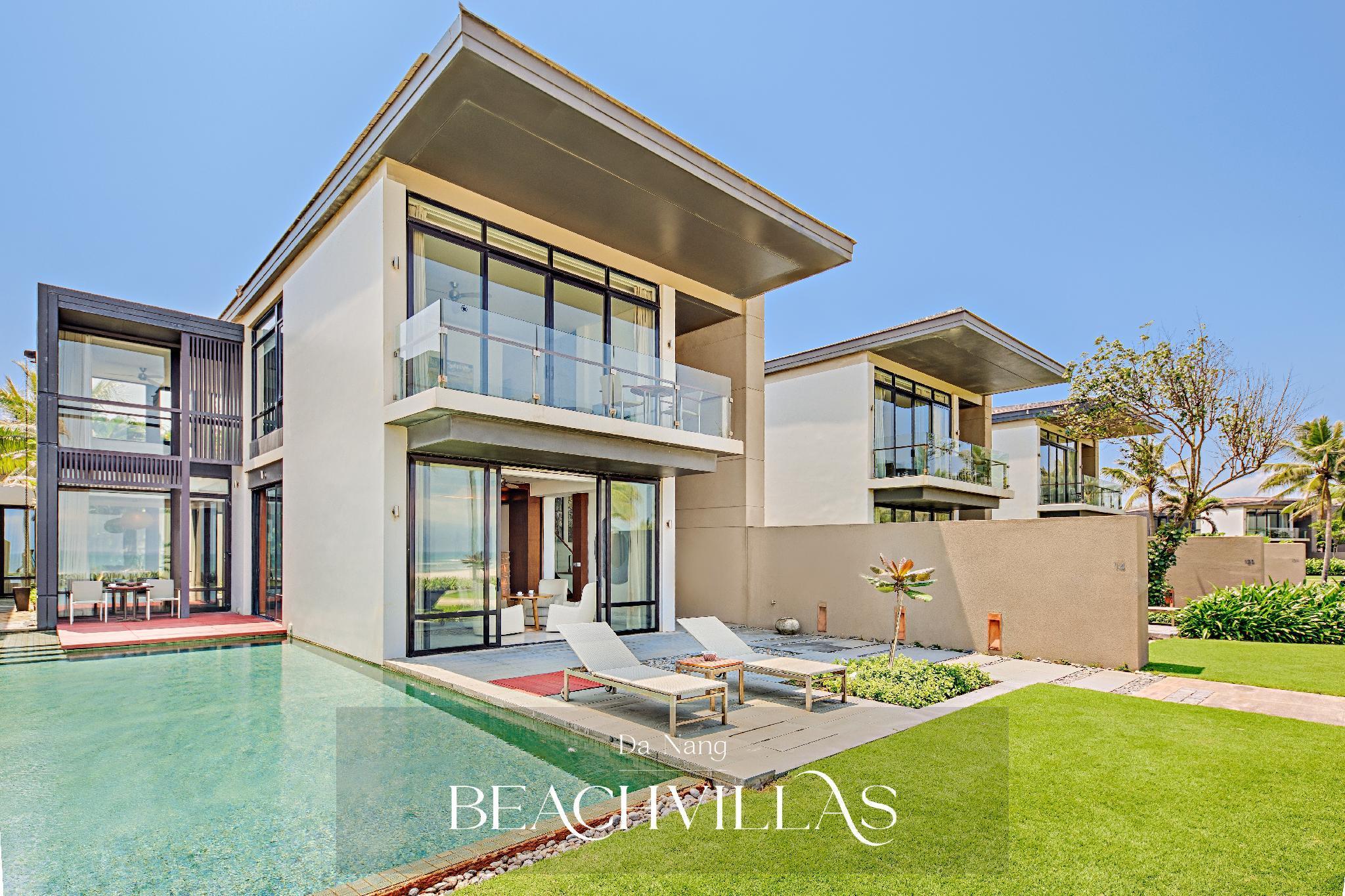 DNBV   Stunning Hyatt Resort Beachfront Villa