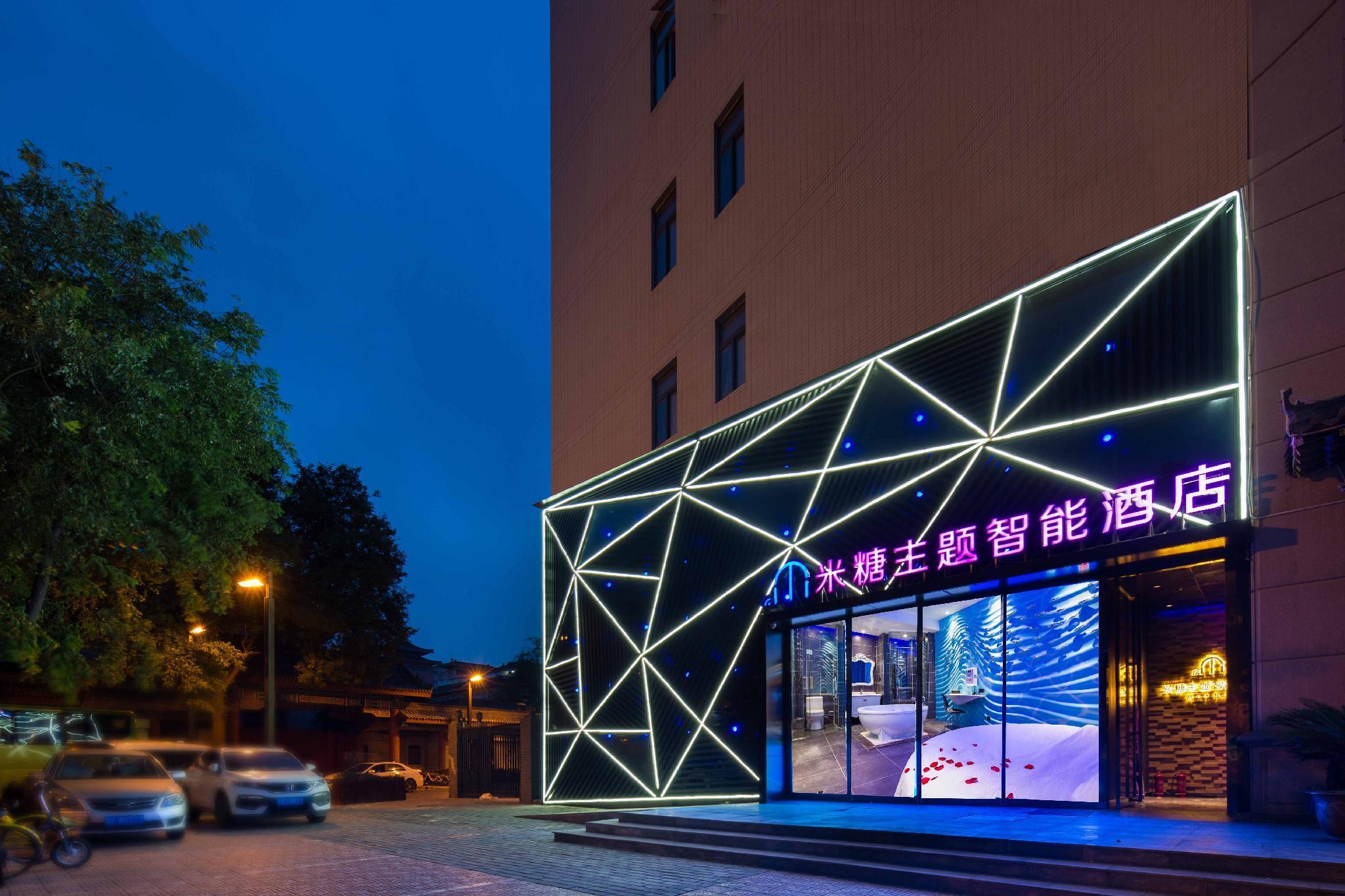 Meet Theme Smart Hotel