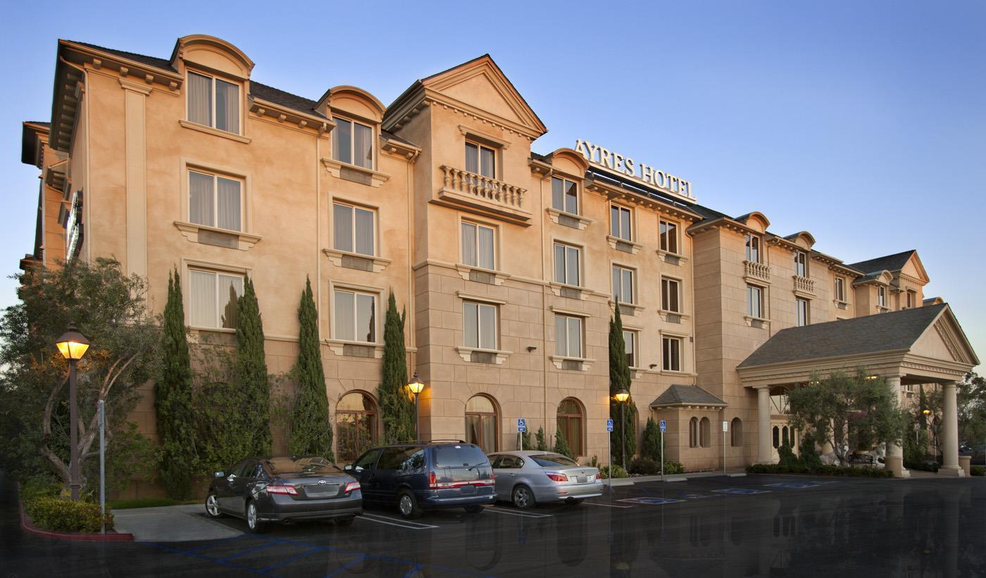 Ayres Hotel Manhattan Beach LAX