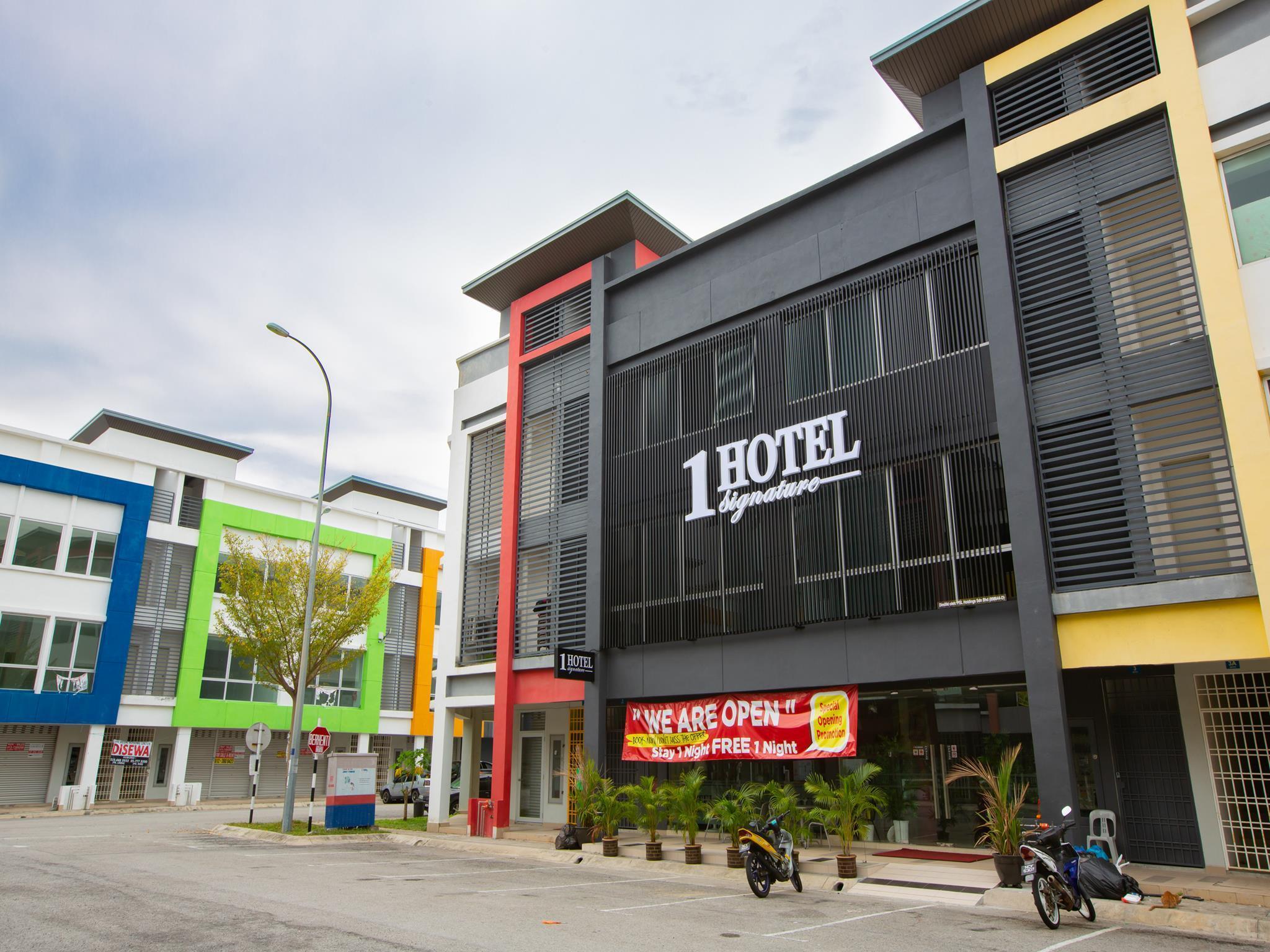1 Hotel Signature Port Dickson