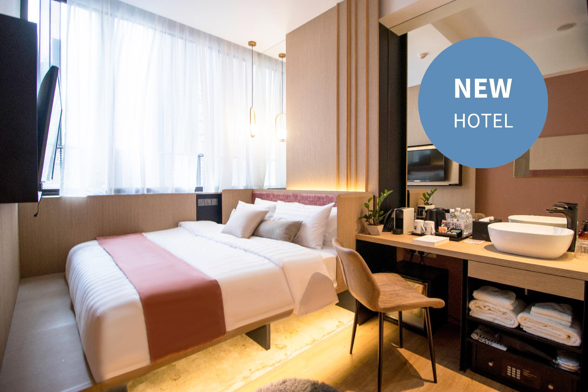 Hotel NuVe Elements Clarke Quay – SG Clean Certified