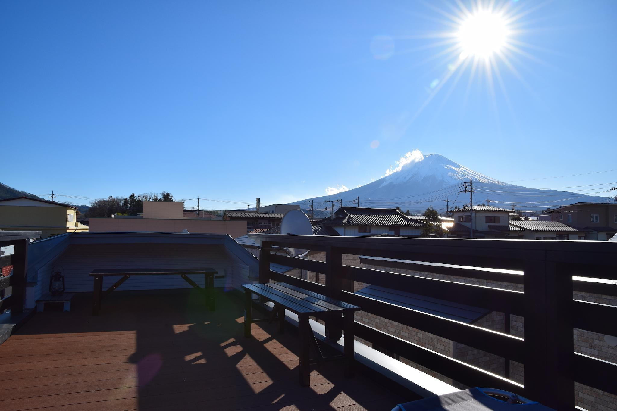 YN02 SAKURA HOUSE Mt.Fuji View Floor Heating Wi Fi