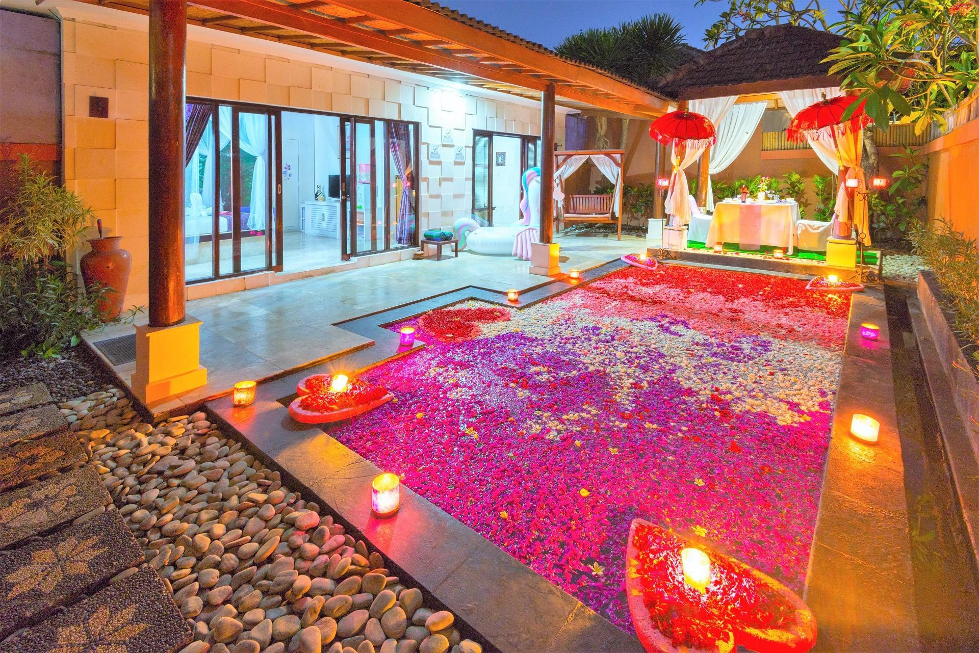 One Bedroom Private Pool Villa Honeymoon