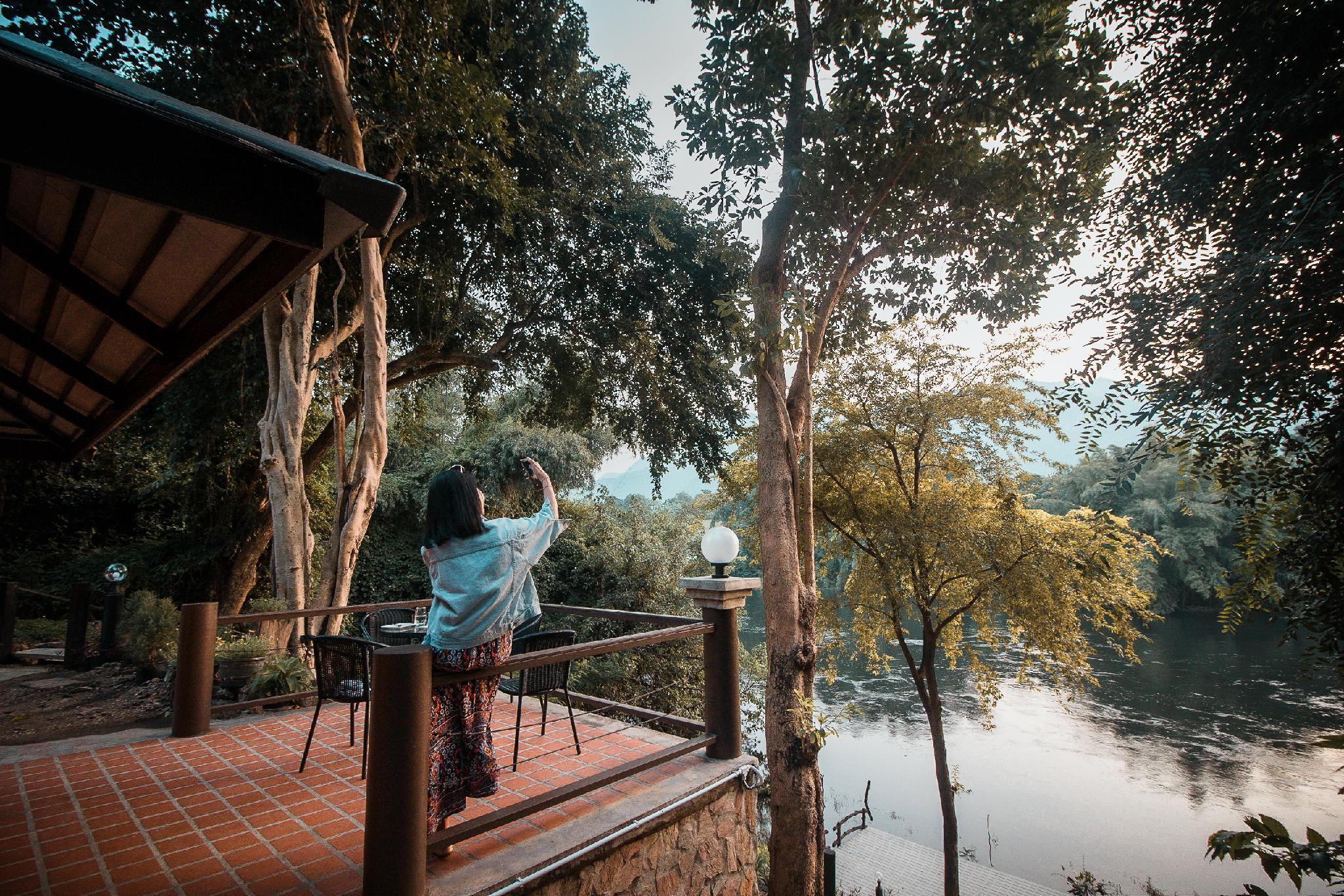 La Foresta By The River Lodge Kanchanaburi  Villa1