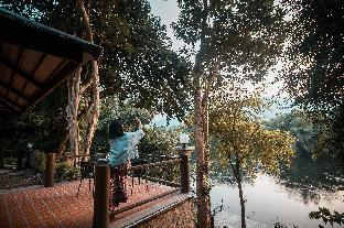 La Foresta by the river lodge Kanchanaburi #villa1 สตูดิโอ วิลลา 1 ห้องน้ำส่วนตัว ขนาด 40 ตร.ม. – วังด้ง