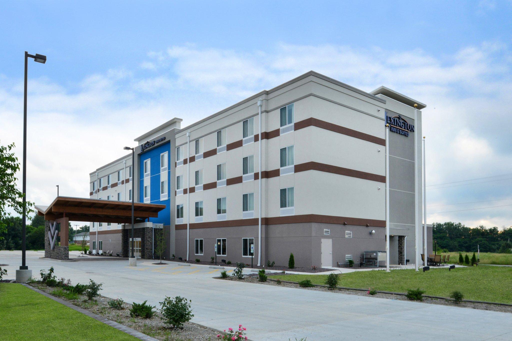 Lexington Inn And Suites Effingham
