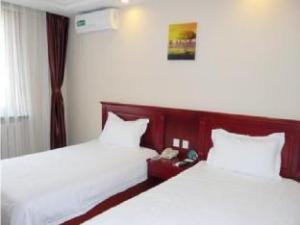 GreenTree Inn Shanxi Jinzhong JieXiu Railway Station Express Hotel