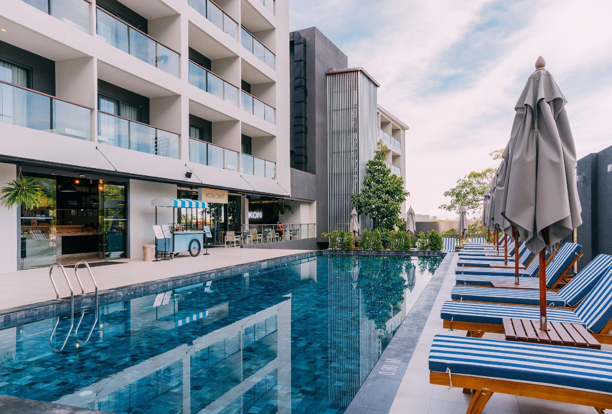Hotel IKON Phuket โฮเต็ล ไอคอน ภูเก็ต