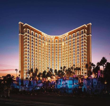 Treasure Island TI a Radisson Hotel Las Vegas