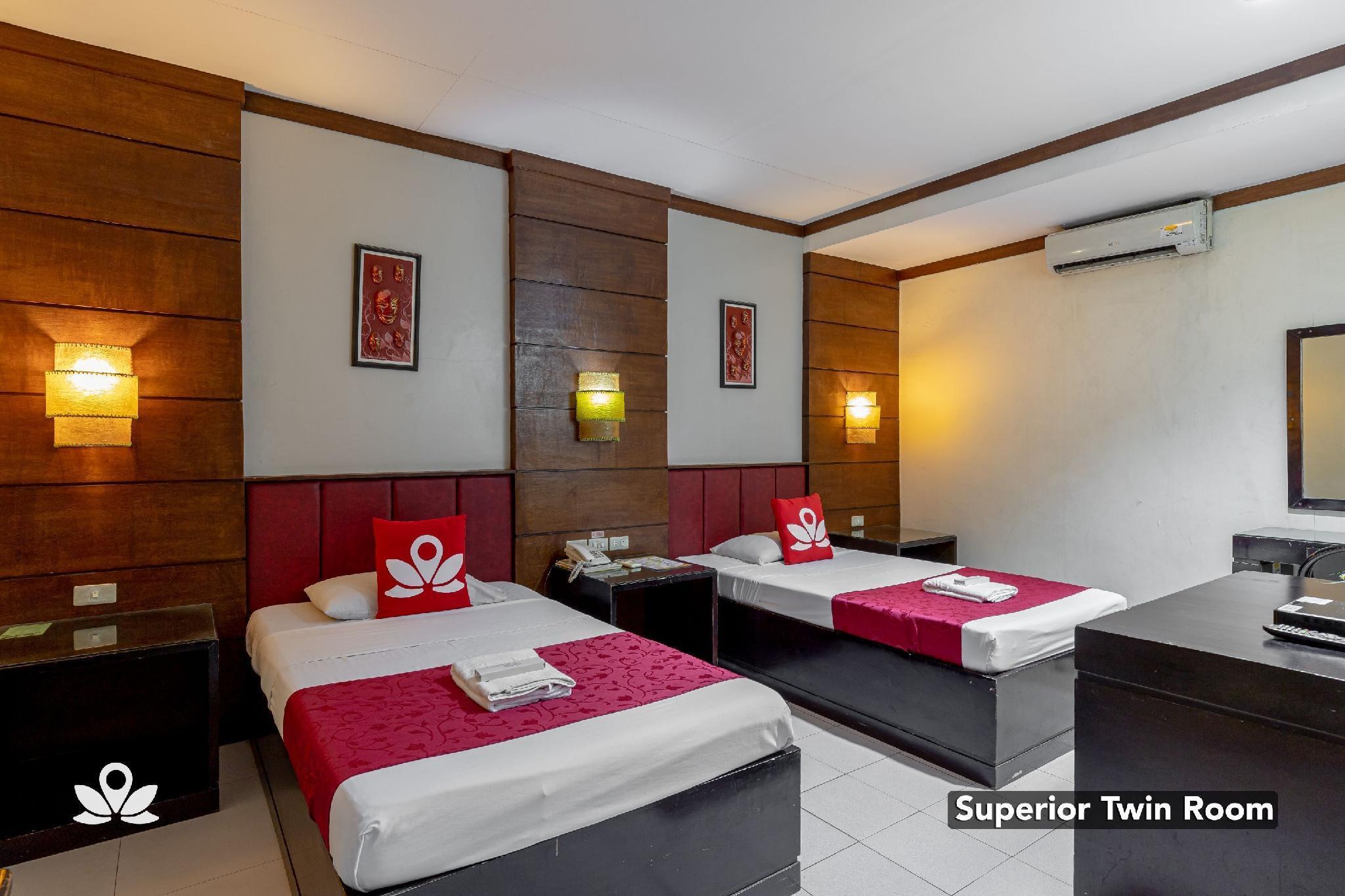 ZEN Rooms Check Inn Bacolod