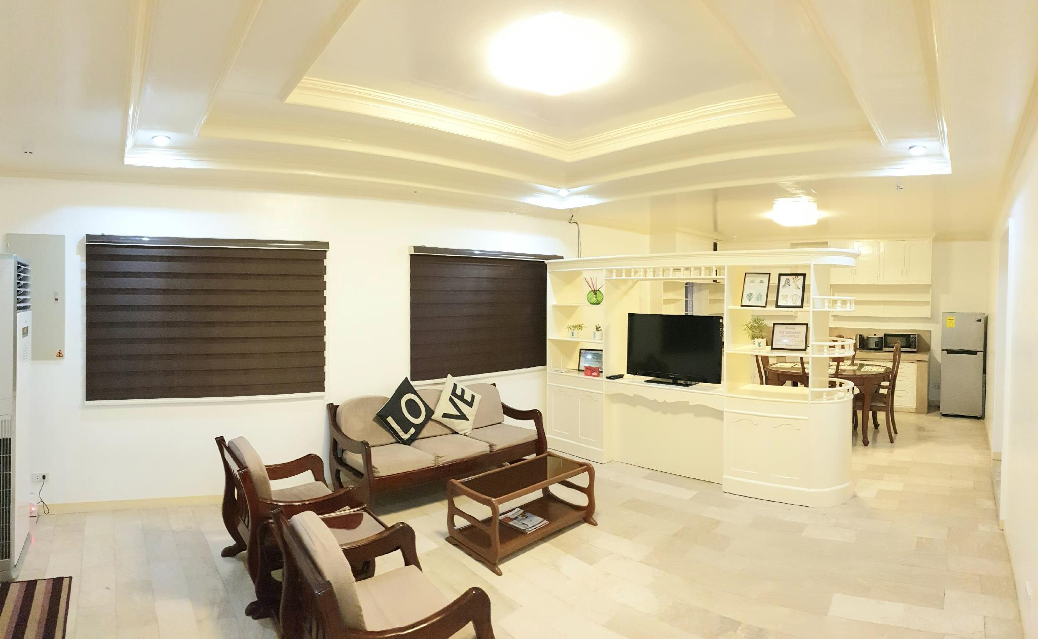 3 BR   Fully Furnished Villa Near Clark Airport
