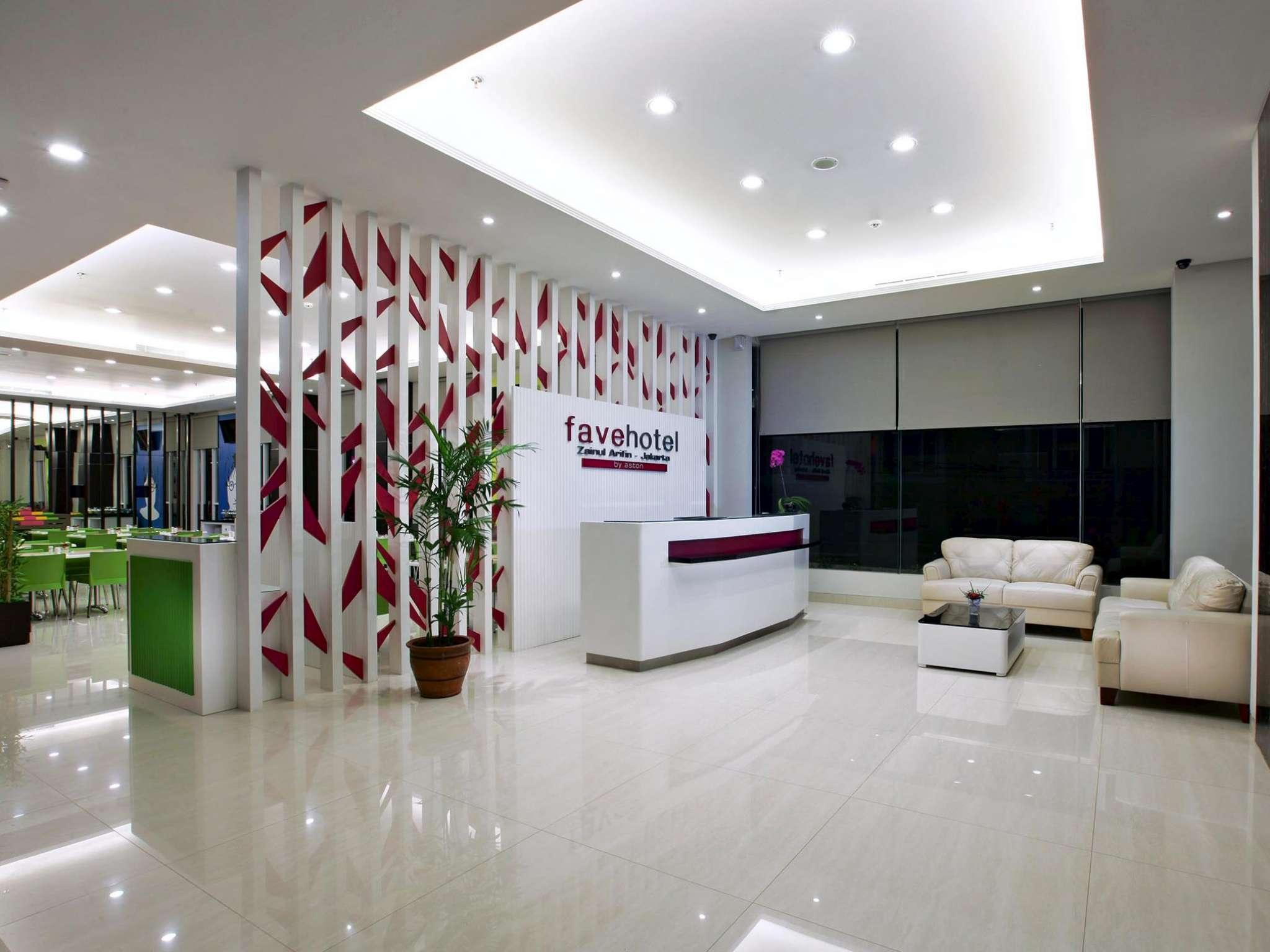 Favehotel Zainul Arifin Gajah Mada