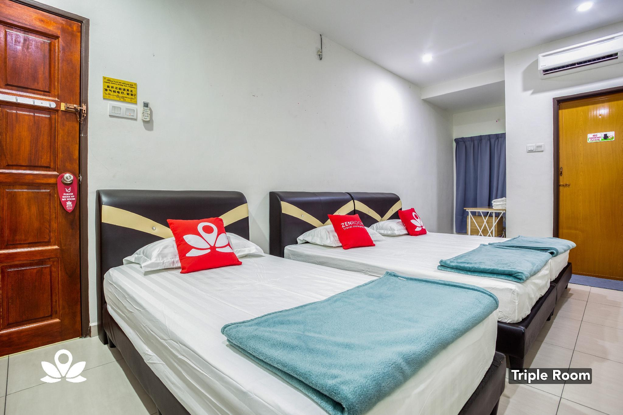 ZEN Rooms Ipoh Discovery Holiday House