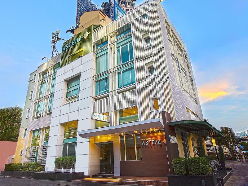 Astera Sathorn Hotel โรงแรมแอสเทรา สาทร