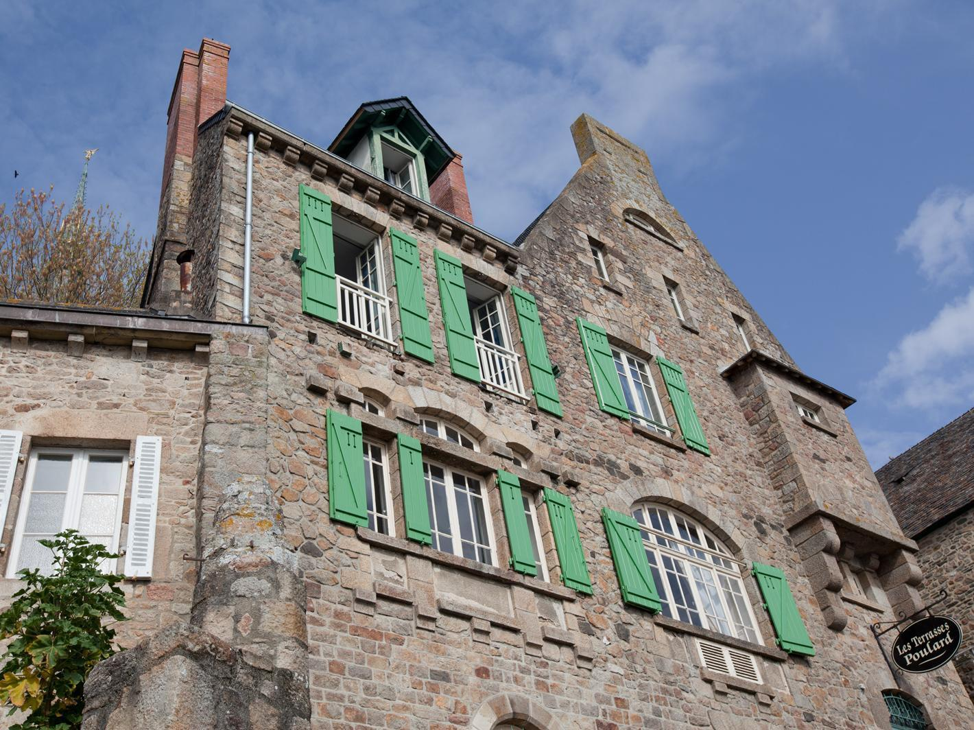 Terrasses Poulard Hotel