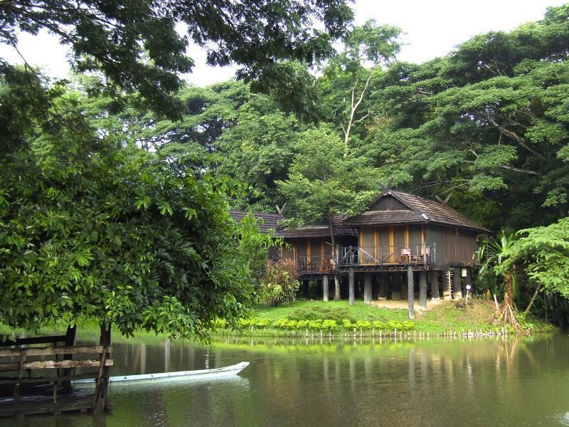 Lampang River Lodge Hotel โรงแรมลำปาง ริเวอร์ ลอดจ์
