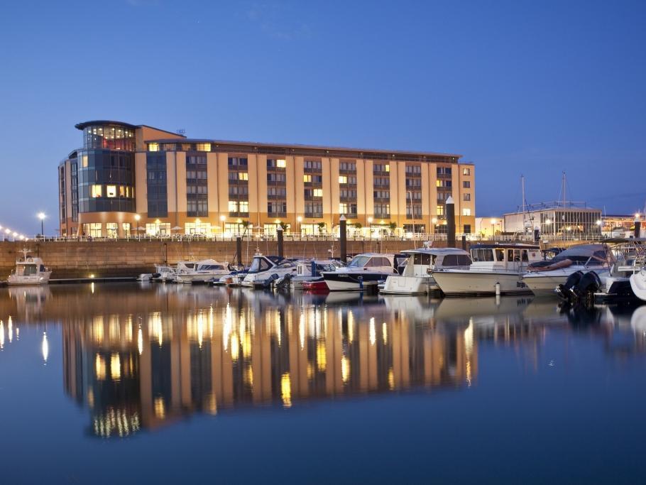 Radisson Blu Waterfront Jersey Hotel