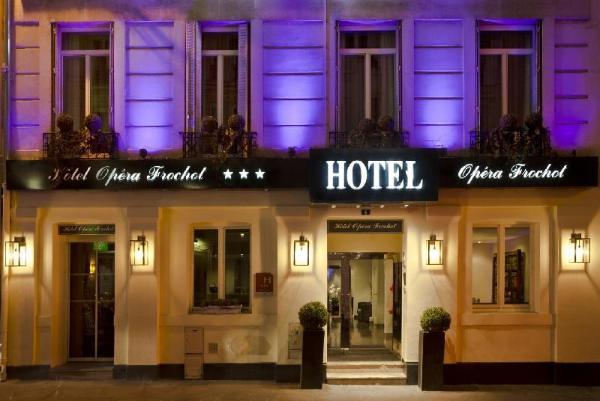Opera Frochot Hotel Paris