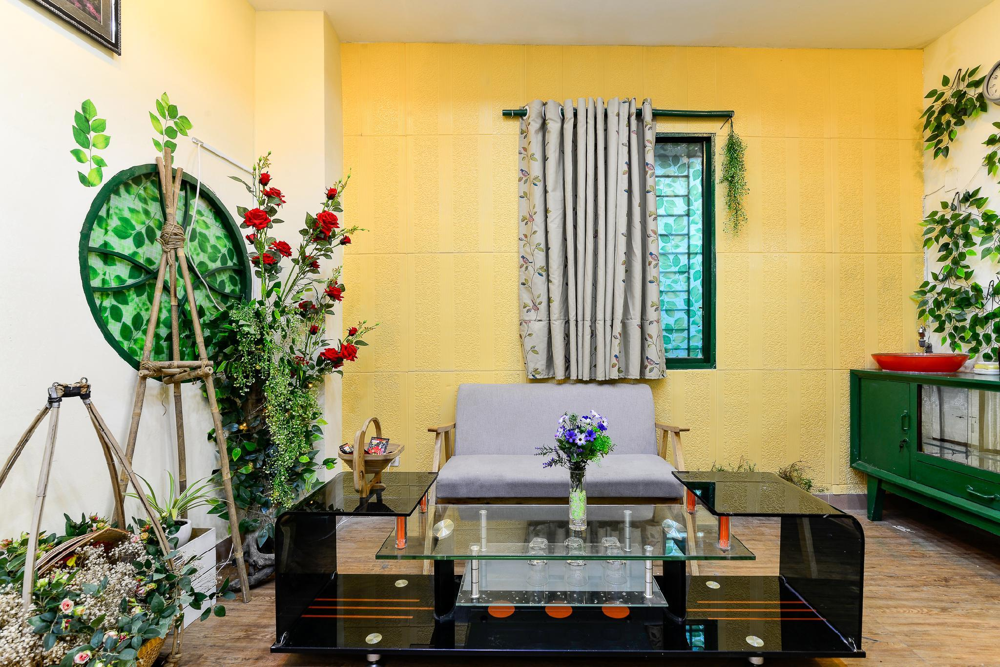 Greeny Apt With 2 Bedroom And 3 Bed