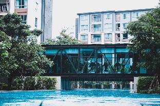 [ファーハム]アパートメント(31m2)| 1ベッドルーム/1バスルーム A cozy bedroom at D Condo Ping in Chiang Mai #P43