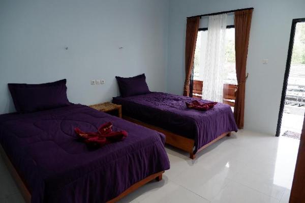 Honeybee Homestay (Twin Bed Room) Lombok
